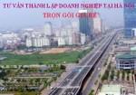 Địa chỉ tư vấn thành lập doanh nghiệp ở đâu tại Hà Nội trọn gói giá rẻ