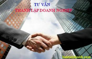 Tư vấn thành lập doanh nghiệp, công ty tại Hà Nội