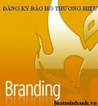 Đăng ký nhãn hiệu, logo công ty, bảo hộ thương hiệu độc quyền
