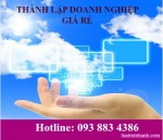 Tư vấn thành lập doanh nghiệp giá rẻ tại Hà Nội